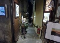 Cortona alley
