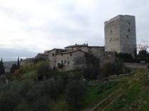 The village of Vertine