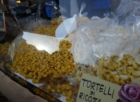 Tortelli, tortelloni, tortellini. It goes by many names and is always delicious.