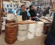 Cheese from Sardegna