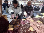 Chocolate from Perugia.