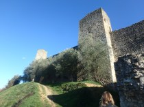 The towers of Monteriggioni