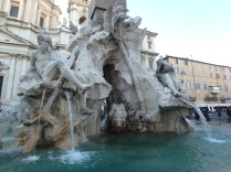 Bernini's Fountain of the Four Rivers