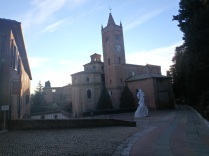 The Abbey at Mount Oliveto