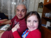 Cousin Salvino and Chiara
