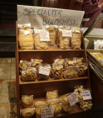 Cookies and other desserts at Atti Panificio