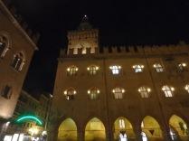 Palazzo Comunale in Piazza Maggiore, Bologna's main square