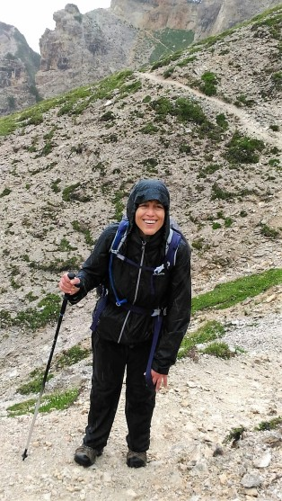 DOLOMITES 2016: DAY TWO