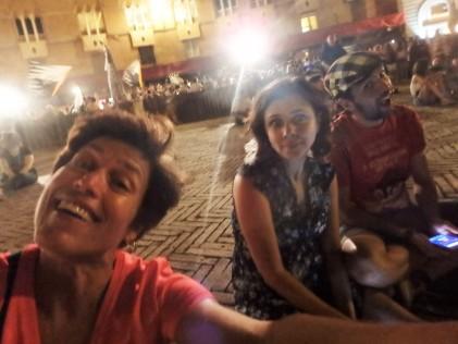 FRIENDS IN SIENA