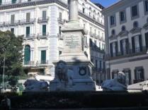 Monument in Piazza Martiri