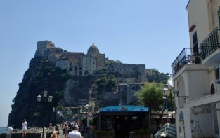 The Aragonese Castle.