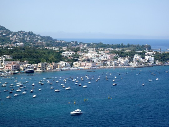 A DAY ON ISCHIA