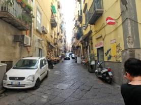 In the Spanish Quarter