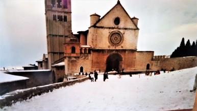 The Basilica of St. Frances, Dec. 26 1986.