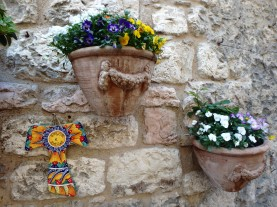 A common sight in Assisi.