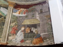 The Nativity by Filippo Lippi