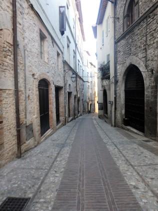 Street in Spoleto