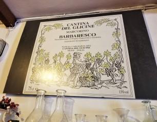 Some artwork inside the tasting room