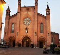 The Duomo of Alba, the Cathedral of San Lorenzo