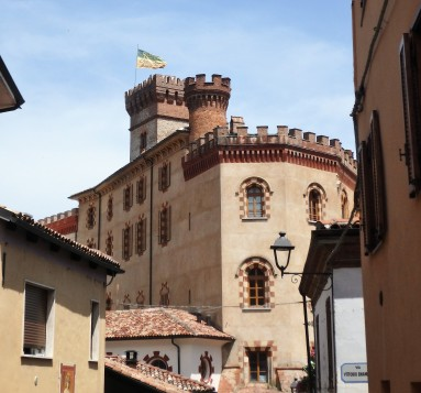 In the town of Barolo
