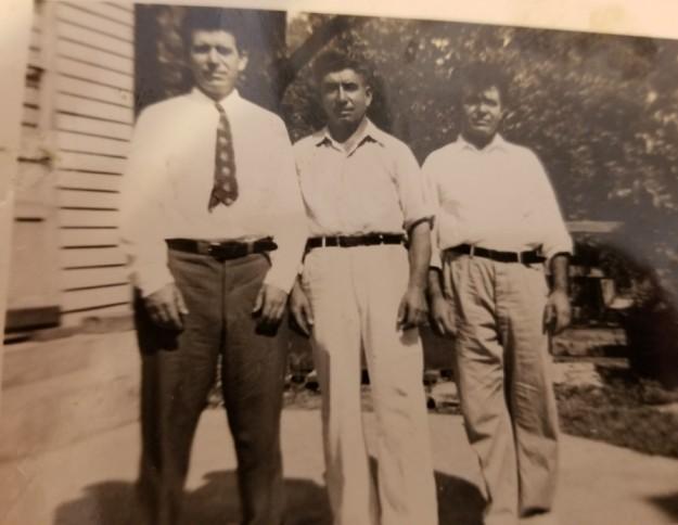 Three Coffaro Brothers