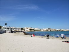 And the beach at Otranto!