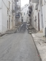 Street in Ostuni
