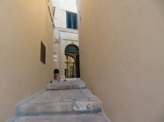 Strreet in Otranto