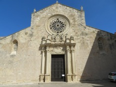 The Cathedral of Santa Maria Annunziata.